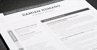 Best It Resume Sample by Top Resume Templates Including Word Templates The Muse