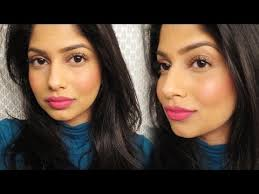 super easy long wearing makeup for brown olive indian skin you