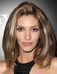 best hairstyles oval face shoulder length women medium haircut