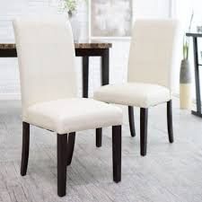 white leather chairs alenr4206 thumbnail 1 large size of kitchen