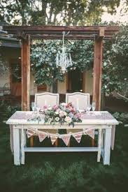 Shabby Chic Wedding Reception Ideas by 20 Gorgeous Sweetheart Tables Mywedding