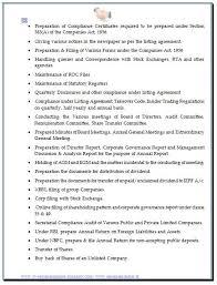 Secretary Resume Sample by The 25 Best Company Secretary Ideas On Pinterest