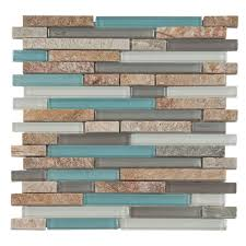 Backsplash Bathroom Ideas Colors Santiago Glass I Would Love This Color Palette For My Kitchen