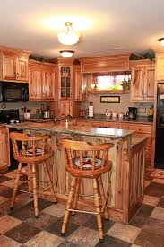 rustic hickory cabinets kitchen cabinets rusticpecan maple kitchen rustic hickory kitchen cabinets