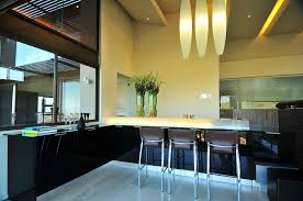 Home Bar Interior Design Home Bars Interior Awesome Modern House In Bassonia South Africa