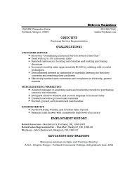 Customer Service Resume Template    Template Lab