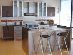Stainless Steel Kitchen Furniture by Kitchen Open Kitchen Design With Stainless Steel Kitchen Cabinet