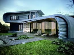Build Artistic Wooden House Design With Simple And Modern Ideas - Modern style homes design
