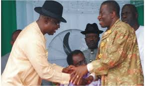 President Jonathan and Governor Timipre Sylva of Bayelsa state