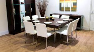 bedroom personable contemporary square dining room table for