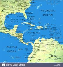 Centro America Map by Maps Usa Canada Mexico At Map Of Usa With Mexico Evenakliyat Biz