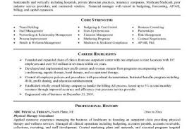 Physical Therapy Resume Sample by Resume Templates Physical Therapist Resume Physical Therapist