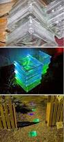 Solar Fence Lighting by Best 20 Solar Step Lights Ideas On Pinterest Backyard Lights