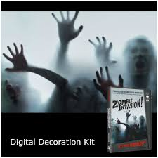 Halloween Decor Uk Realistic Scary Digital Decorations Effects Mad About Horror