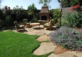Ranch House Backyard Design  Unique Hardscape Design  Ranch - Backyard plans designs