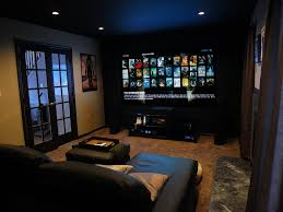 Interior Design For Home Theatre by Stunning Home Theater Interior Design Ideas Photos Trend