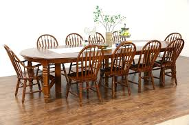 Antique Dining Room Tables by Oak Vintage Dining Set 54