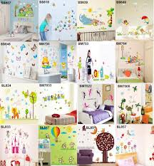 Baby Home Decor Nursery Room Wall Sticker Decal Kids Baby Home Decor Art Mural