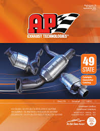 lexus rx330 catalytic converter replacement ap federal converter apcc issue 3 by ap exhaust issuu