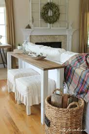 Retro Sofa Table by Sofa Table Design Behind The Sofa Table Awesome Traditional