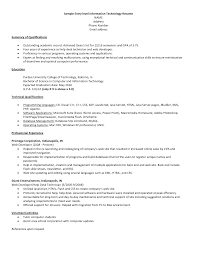 Sample Resume Objectives For Web Developer by Technology Executive Cover Letter