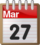 Prompt #29: 27 Maret by nuansa pena