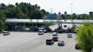 parking guest drop off and the universal orlando transportation hub