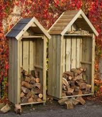 Free Firewood Shelter Plans by