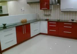red kitchen designs photo gallery dark brown wooden laminate bar