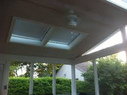 velux skylights u2013 columbus decks porches and patios by archadeck