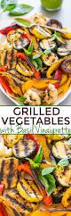 Vegetables by Grilled Vegetables With Basil Vinaigrette Averie Cooks