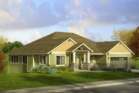 Craftsman Home by Craftsman House Plans Berkshire 30 995 Associated Designs