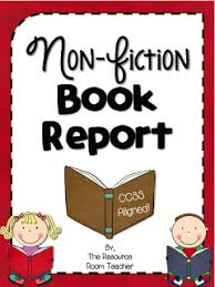 This book report includes    A letter to the parents with sign  amp  return form   Detailed directions to send home    quot My Non Fiction Book Report quot  packet Common Core Classrooms