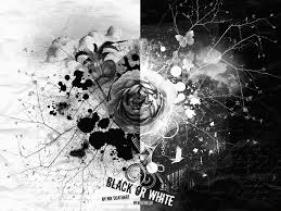 Wallpaper Black And White by Black And White Download Black Or White Wallpaper Black And