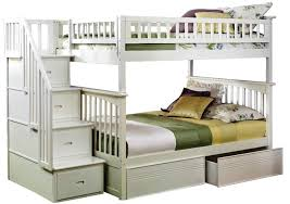bunk beds twin over full bunk bed plans free twin over full bunk
