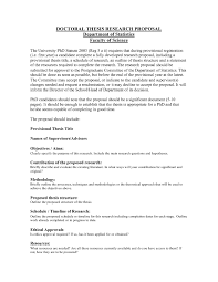 Resume Examples Thesis Proposal Writing Examples Thesis Examples