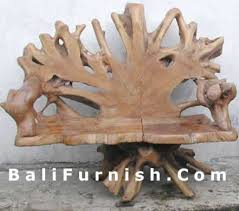 Outdoor Furniture Teak Sale by Direct From Java Indonesia Teak Root Furniture Wooden Outdoor