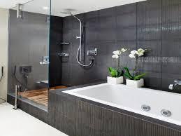 bathroom tile layout ideas cylinder black classic glass mirror