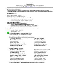 Sample Resume For Admin Assistant by Sample Resume Executive Assistant Free Resume Example And