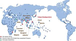 Bangkok Location In World Map by Where Is Tokyo Japan Where Is Tokyo Japan Located In The Tokyo