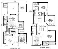 house plan w3283 detail from drummondhouseplanscom modern house