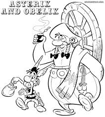 asterix and obelix coloring pages coloring pages to download and