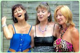 Les trois soeurs : Corinne, Nathalie, Patricia - Photo de Médoc ... - 77975355_o