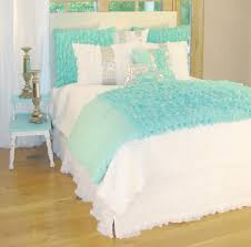 Black And White Daybed Bedding Sets Bedroom Teen Bedroom Using White And Turquoise Bedding Plus