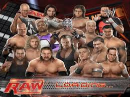 تحميل لعبة downlaod WWE Raw 2012 PC myegy