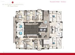 Penthouse Floor Plans Mansions At Acqualina Penthouse Hits The Market For 55m Curbed