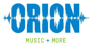 Orion Music + More logo