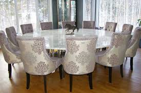 beautiful round dining room tables and chairs photos home design