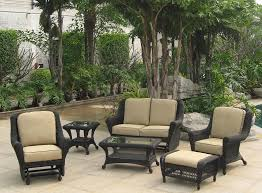 Best Wicker Patio Furniture Decor Enchanting Smith And Hawken Replacement Cushion Make Your