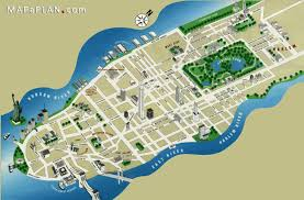 Street Map Of New York City by Maps Update 58022775 New York City Map With Tourist Attractions